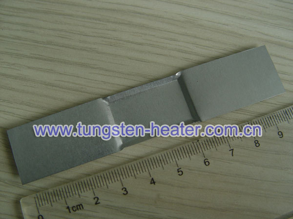 tungsten heater boat